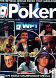 WPT Poker Magazine, WSOP Special - Aug 2009
