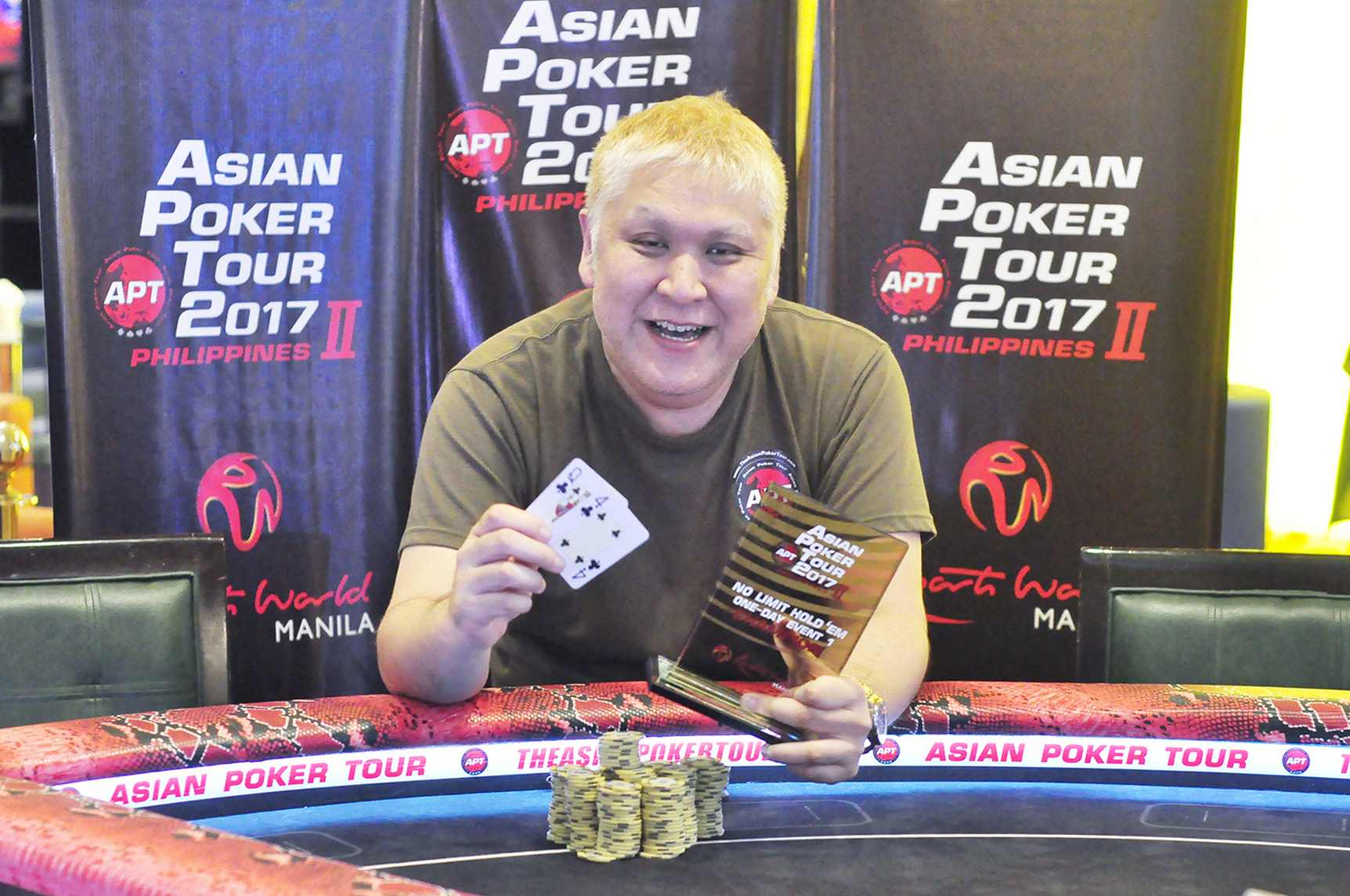 The Asian Poker Tour Press Released And Media Coverage The Asian Poker Tour Press Released Room