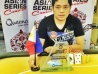 No Limit Hold\'em 1 Champion, Eman Segismundo