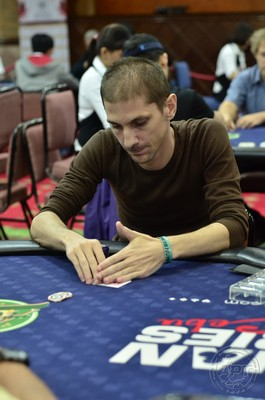 world series of poker main event standings
