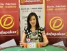 DafaPoker No Limit Hold\'em Winner, Yuri Ishida