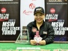 MSW Deep Stack Turbo Winner, Diana Tan
