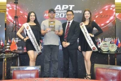 Super Deep Stack Turbo Awarding
