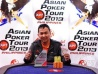 Poker Hero Asia Freezeout Champion, Eusebio Barrameda