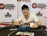 Monster Stack NLH Champion, Alex Lee