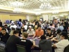 Poker Room crowd during the first day of APT-RWM Poker Finale